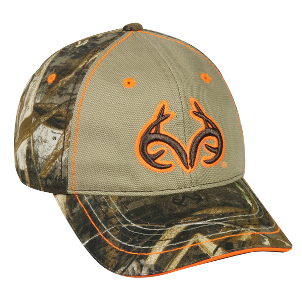 Realtree Men's Camo Cap