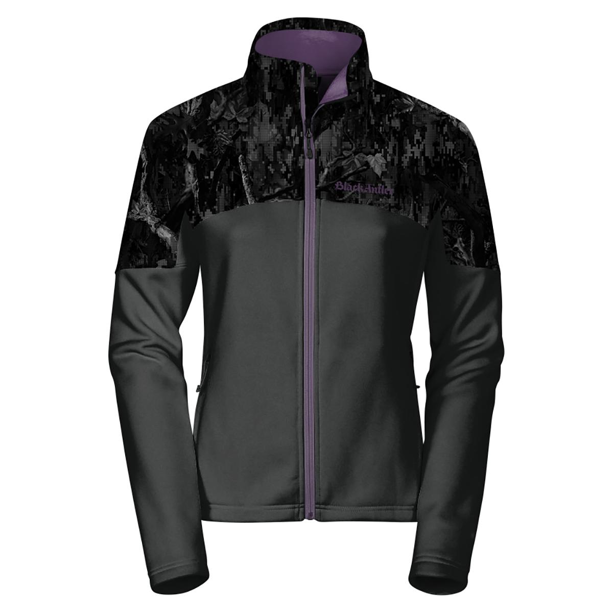 Black Antler Women's Gabrielle Full-Zip Jacket