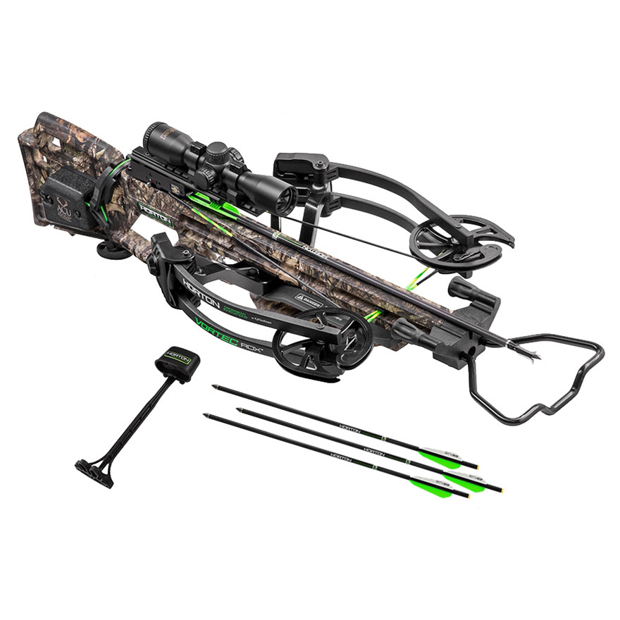 Horton Vortec RDX Crossbow Package, ACUdraw Cocking Device