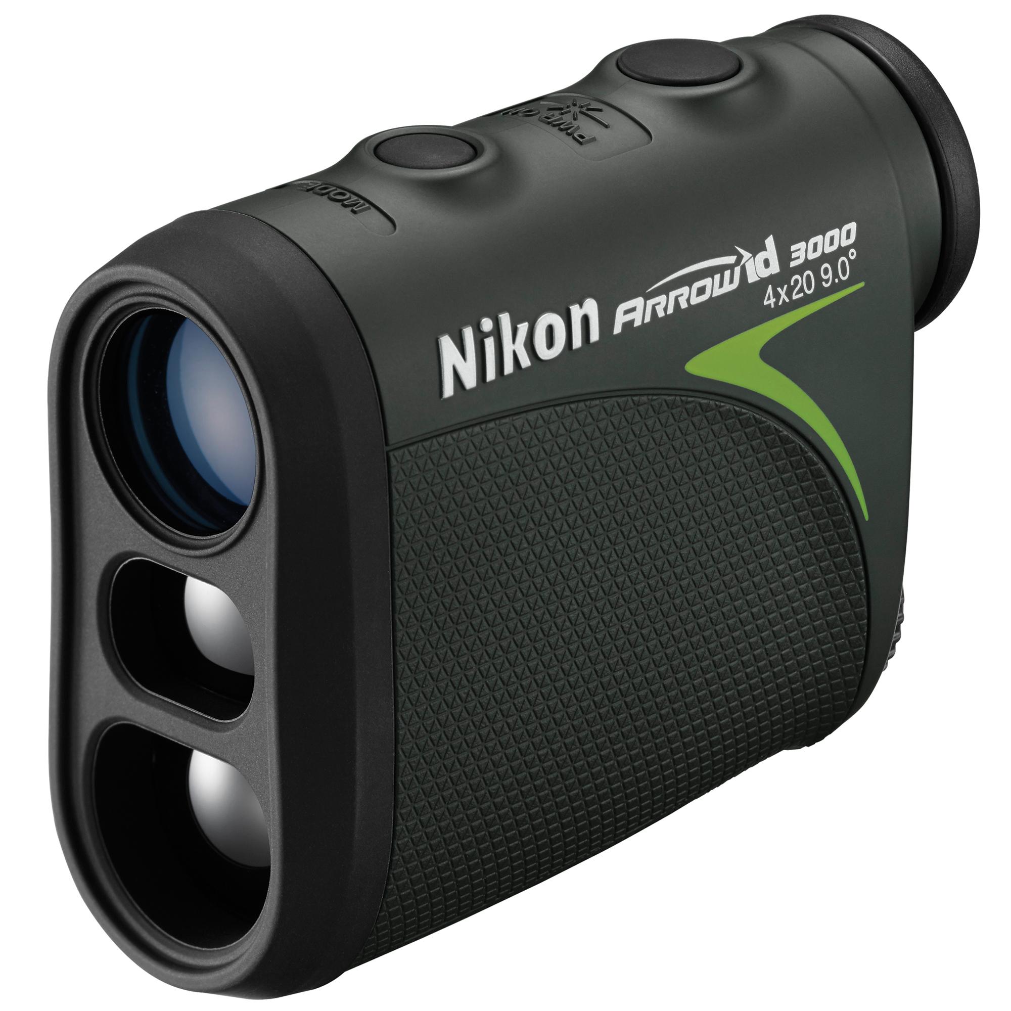 Nikon Arrow ID 3000 Laser Rangefinder