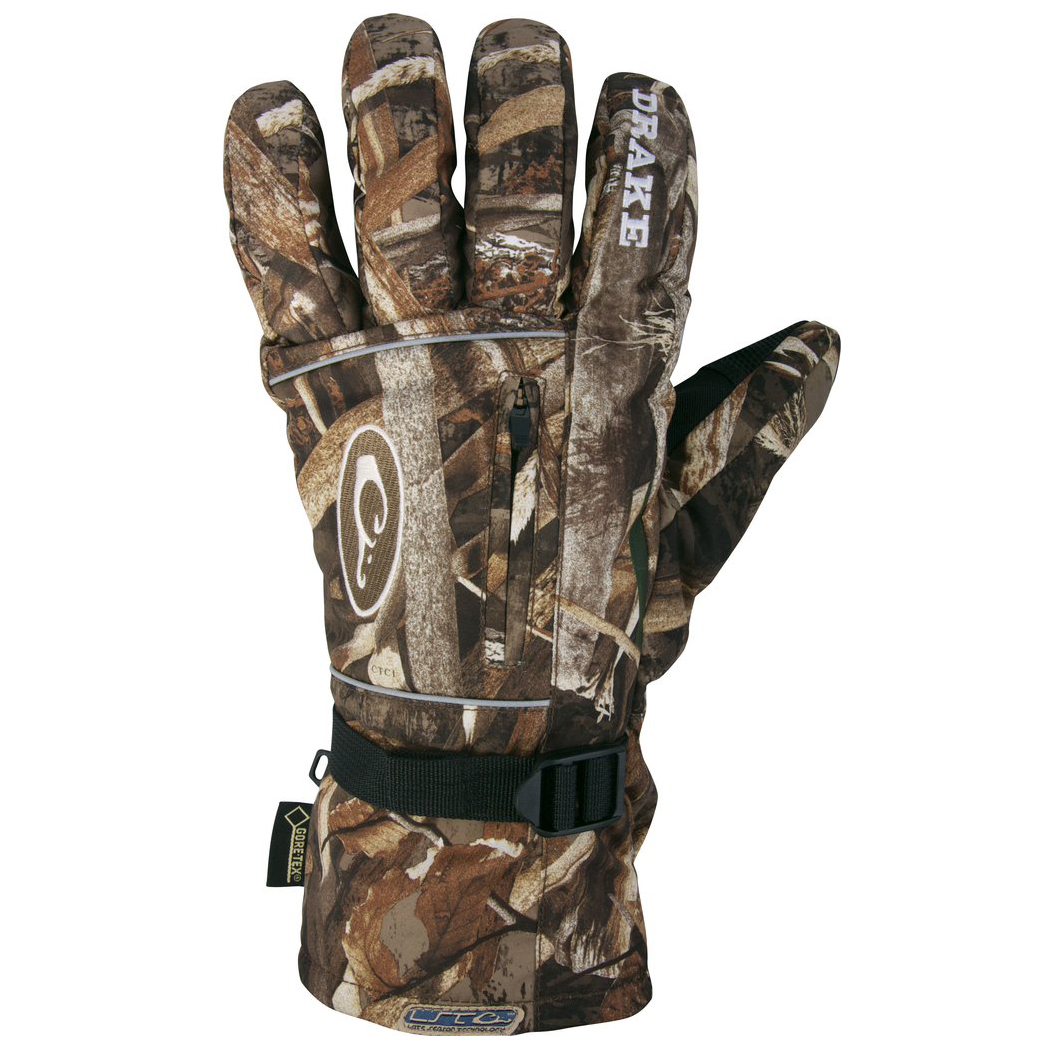 Drake Waterfowl Men's LST Refuge HS GORE-TEX Glove