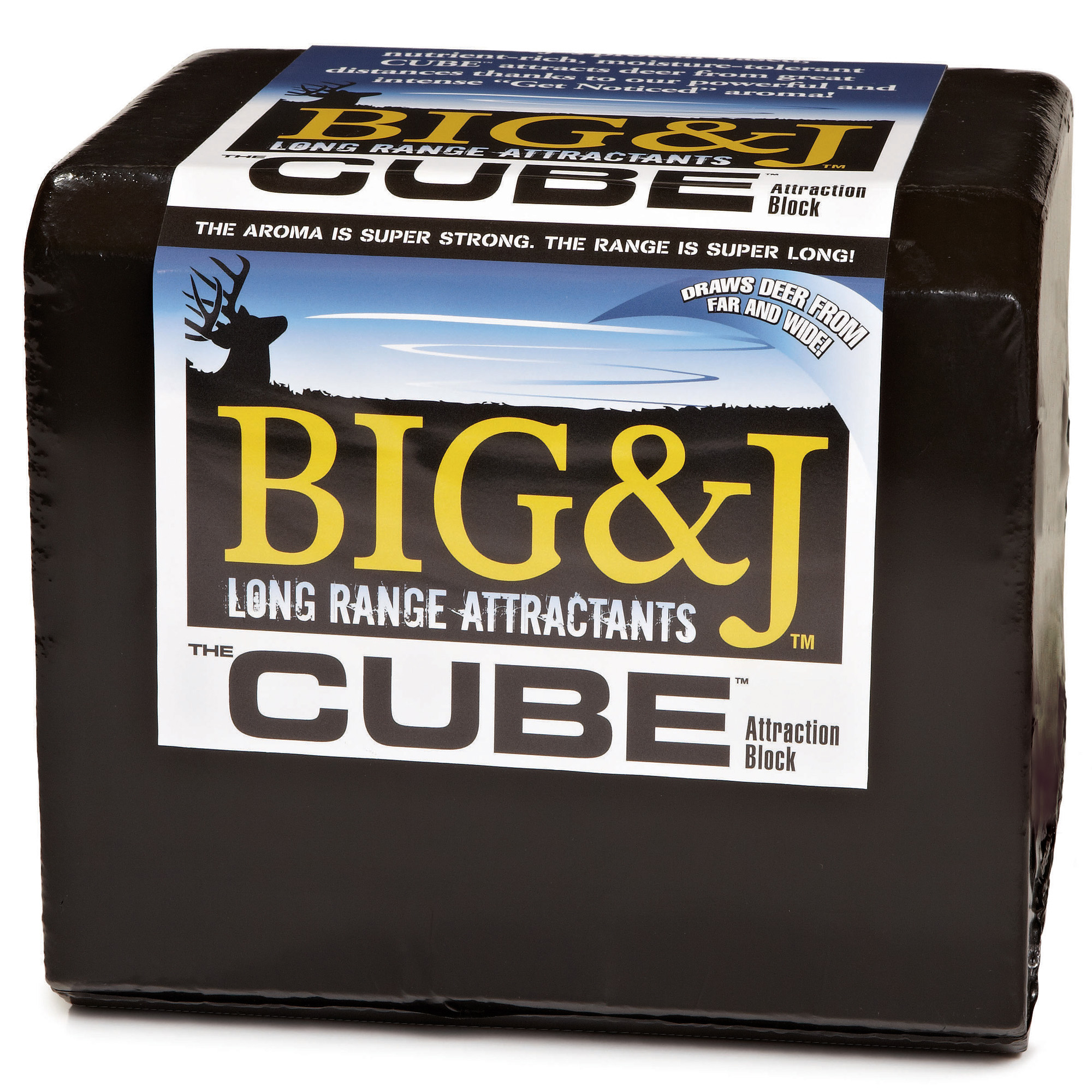 Big & J Cube Protein Block Deer Attractant