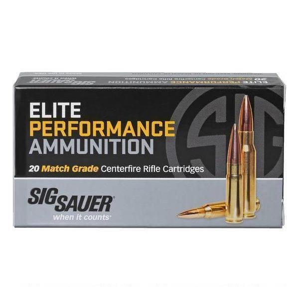 Sig Sauer Elite OTM .223 Remington Ammunition