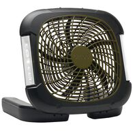 """10"""" Camping Fan with LED Lights"""