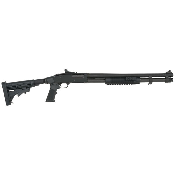 Mossberg 590A1 Tactical Tri-Rail Shotgun