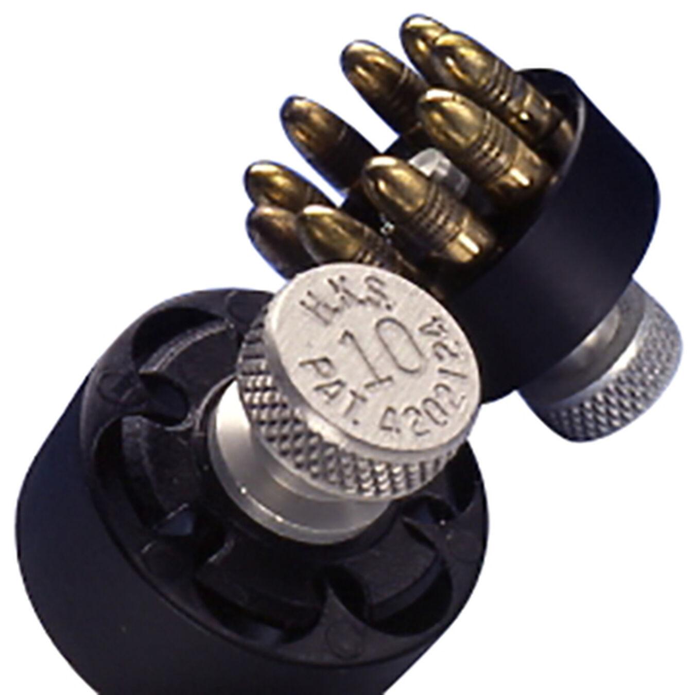 HKS Revolver Speedloader #.02 Count 10-A