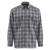 Simm's Men's Coldweather Long Sleeve Shirt