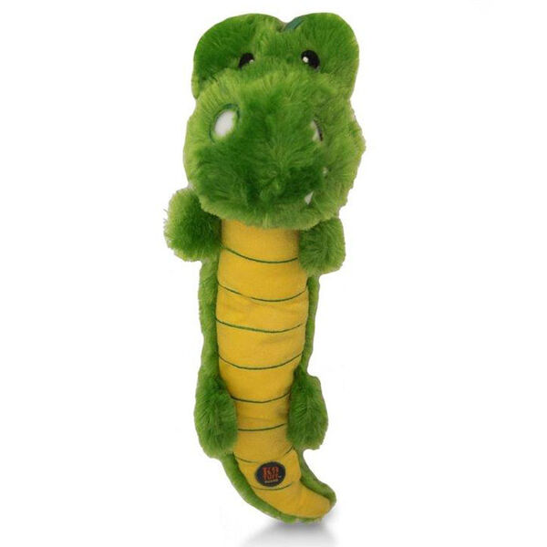 Charming Pet Lights Up Alligator Dog Toy