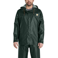 Carhartt Men's Lightweight Waterproof Rainstorm Jacket
