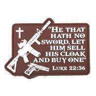 Patriot Patch Luke 22:36 Patch
