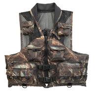 X20 Fishoflage Fishing Life Vest - L/XL