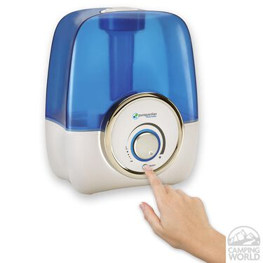 PureGuardian 100-Hour Ultrasonic Cool Mist Humidifier, 1.5 Gallons