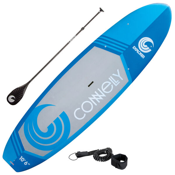 "Connelly Explorer 10'6"" Stand-Up Paddleboard With Paddle"