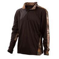 Gamehide Men's Trail Breaker Quarter-Zip Pullover