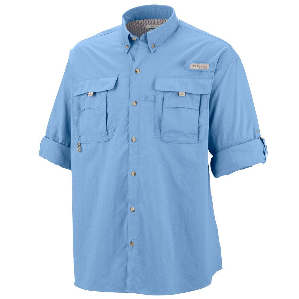 1f8d2a8d457 Columbia Men's PFG Bahama II Long-Sleeve Shirt | Gander Outdoors