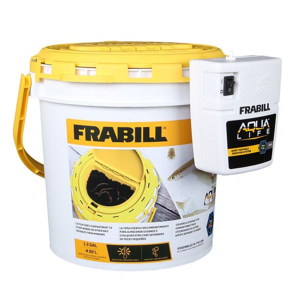 Frabill Dual Bait Bucket