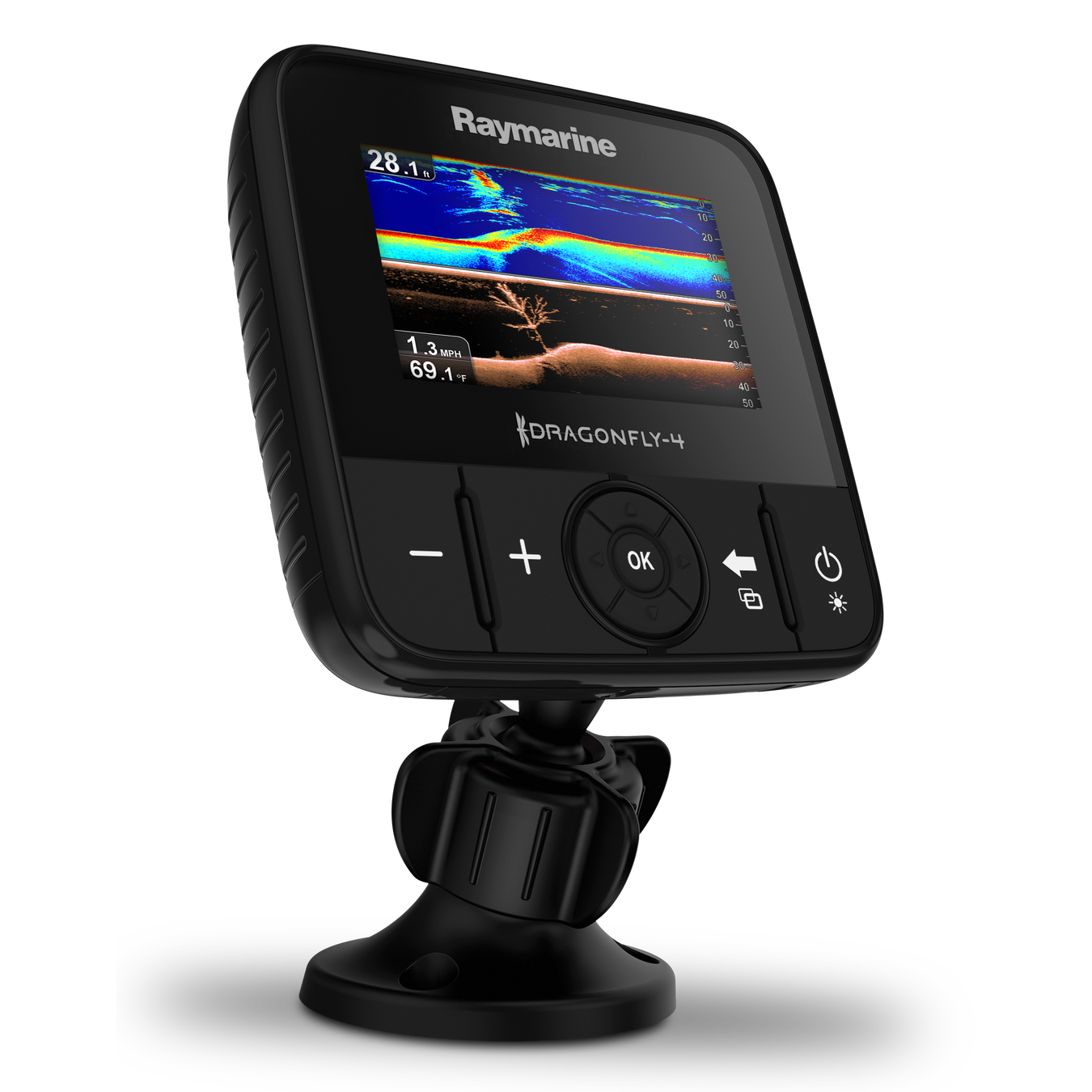 Raymarine Dragonfly 4 Pro With Dual