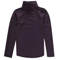 Ultimate Terrain Women's Trailhead Performance Asymmetric Mock-Neck Pullover
