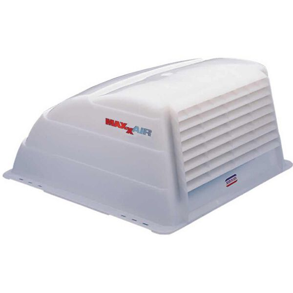 MaxxAir I Original Roof Vent Cover, Translucent White