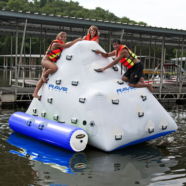 Rave Iceberg Inflatable Climbing Mountain, 7'