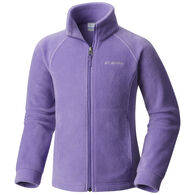 Columbia Girls' Benton Springs II Full-Zip Fleece Jacket