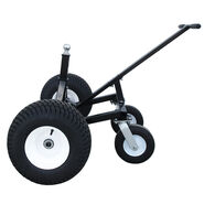Tow Tuff Heavy-Duty Adjustable Trailer Dolly with 2 Casters
