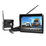Rear View Safety Wireless Backup Camera & Dual Screen System