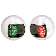 Attwood LED Vertical-Mount Sidelights With 1 NM Visibility, pair