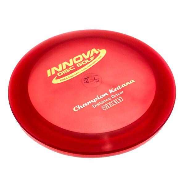 Innova Champion Katana Distance Driver Golf Disc