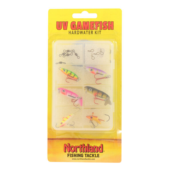 Northland UV Gamefish Hardwater Kit, 16-Pc.
