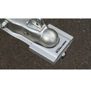 "1 7/8"" & 2"" Trailer Coupler Lock"