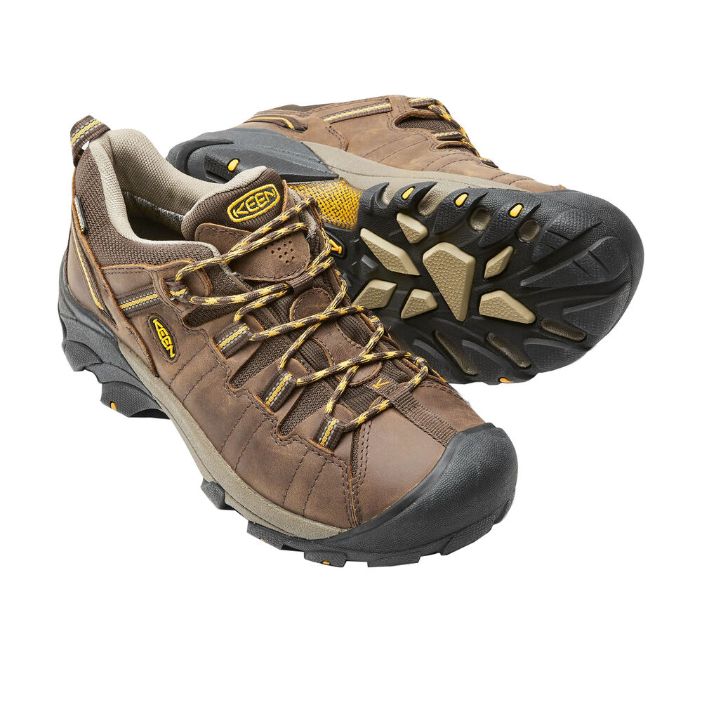 d499f355dd3555 KEEN Men s Targhee II Waterproof Low Hiking Shoe