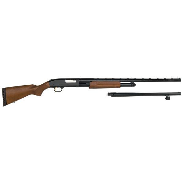 Mossberg 500 Field/Security Shotgun Combo