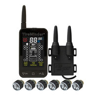 TireMinder TM-88C-6 Color Tire Pressure Monitoring System with 6 Transmitters