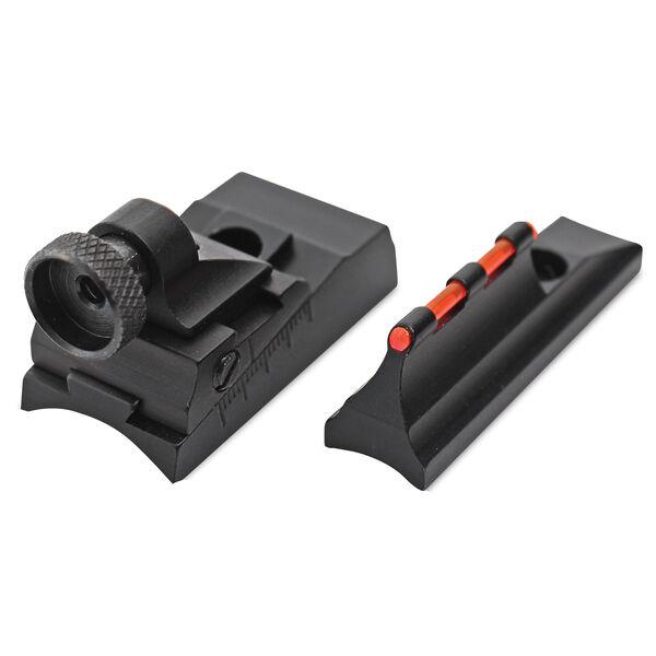 Traditions Firearms Peep Sight Fiber Optic Sight System, Traditions/CVA Straight