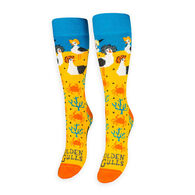 FREAKer Golden Gulls Socks
