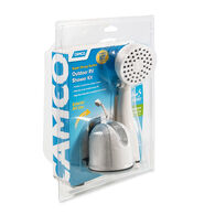 Camco RV Outdoor Shower Head Kit with Suction Cup Mount