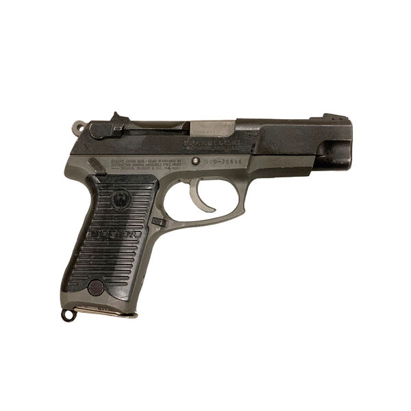 Used Ruger P85 Pistol, 9mm