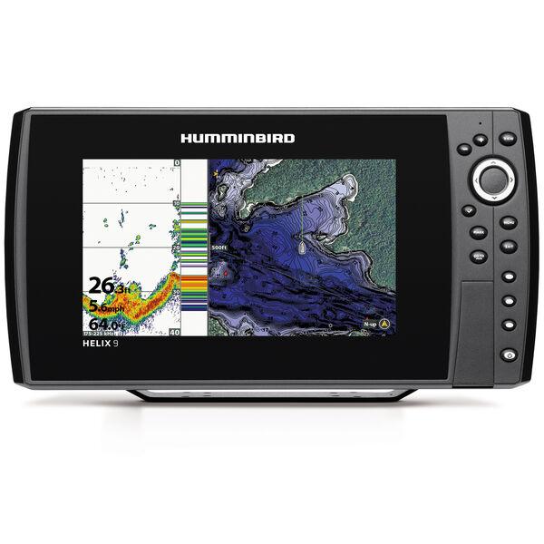 Humminbird Helix 9 GPS G2N CHIRP Fishfinder Chartplotter