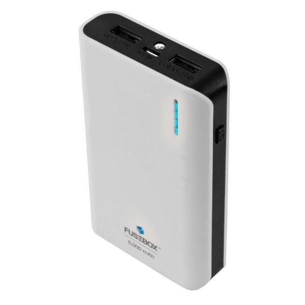 FuseBox 6000 mAh USB Power Bank