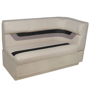 Toonmate Designer Pontoon Left-Side Corner Couch Top