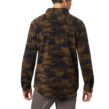 Columbia Flare Gun Fleece Over Shirt