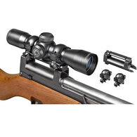 Barska Contour Scope with SKS Base and Rings, 4x32