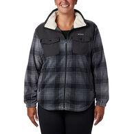 Columbia Women's Benton Springs Overlay Fleece