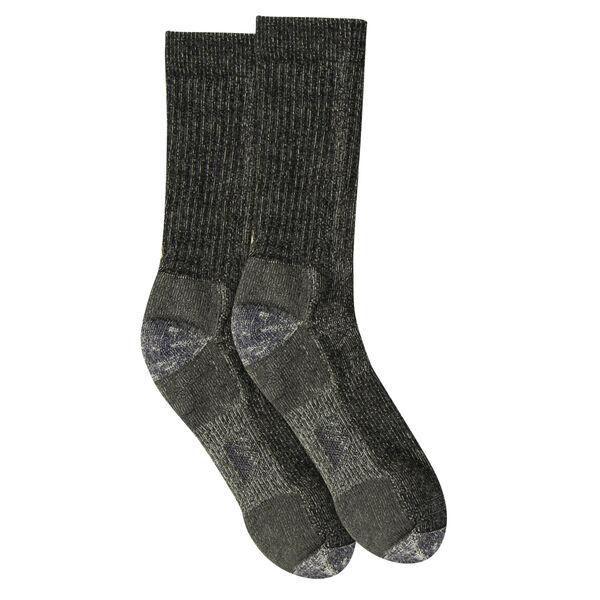 Ultimate Terrain Men's Explorer Lightweight Hiking Crew Sock