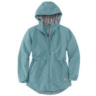 Carhartt Women's Rain Defender Hooded Lightweight Coat