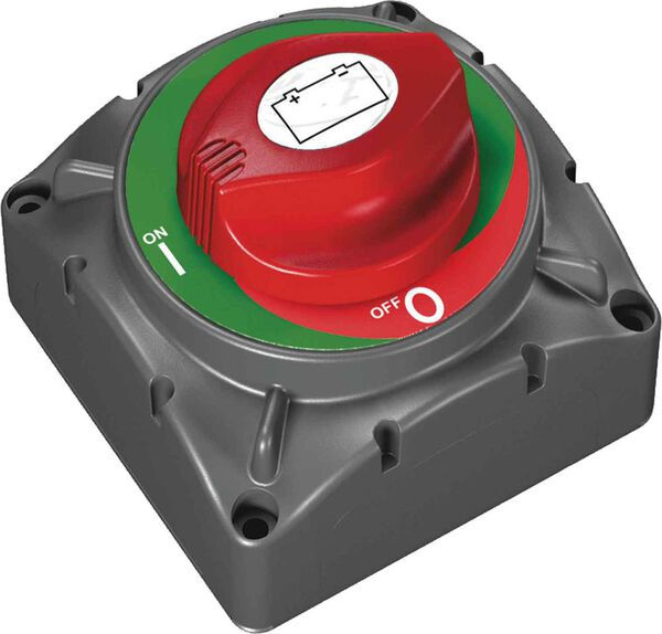 Marinco Contour Heavy-Duty Master Switch