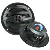 "Boss Marine MR60 6.5"" Two-Way Coaxial Marine Speakers, Pair"