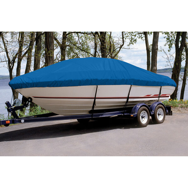 Ultima Polyester Cover For Stratos 176 Xt Right Console Port Trolling Motor