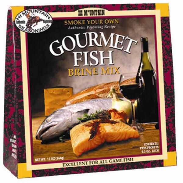 Hi Mountain Gourmet Fish Seasoning Brine